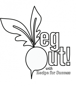 VegOut Logo Outline