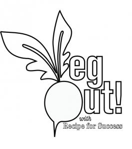 VegOut Logo Outline