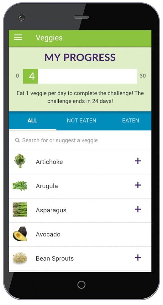 VegOut Mobile App