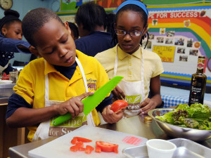 Empower more Seed-to-Plate Nutrition Education Programs in Schools