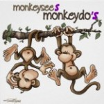 Group logo of Monkey sees Monkey do's